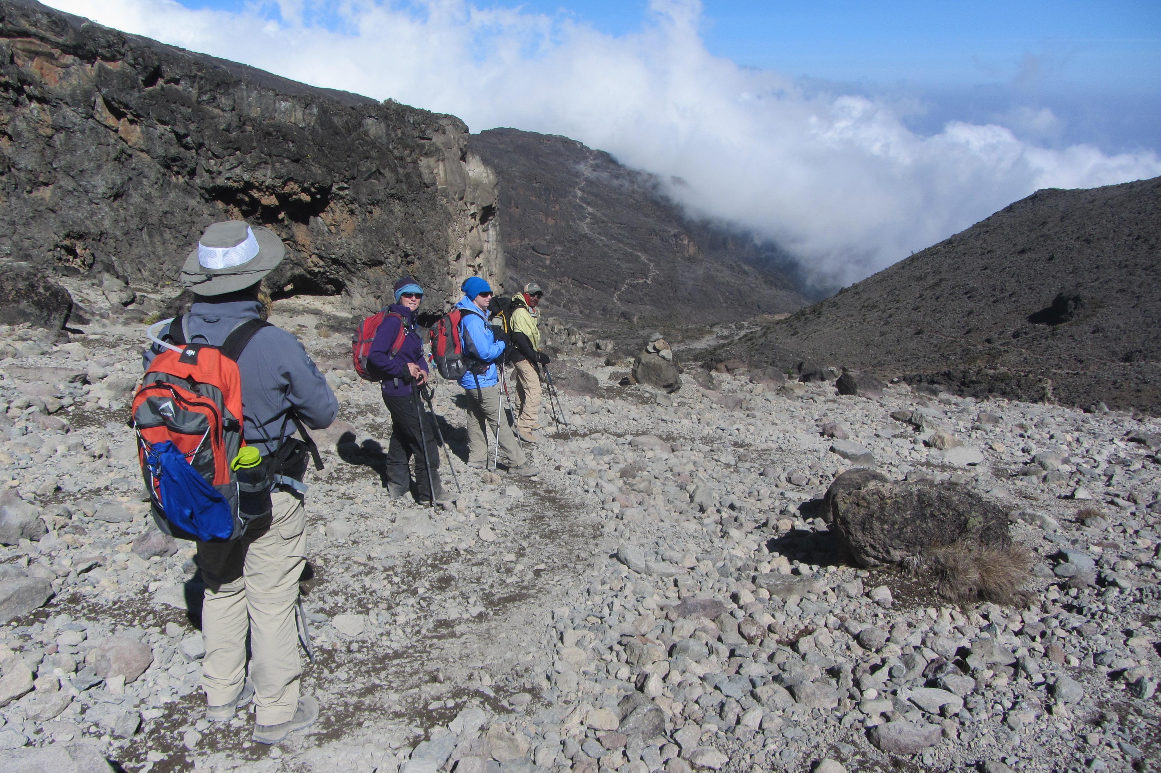 Kilimanjaro Baranco